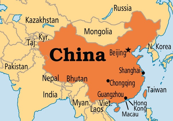 Which country shares the longest land border with China?   Quora