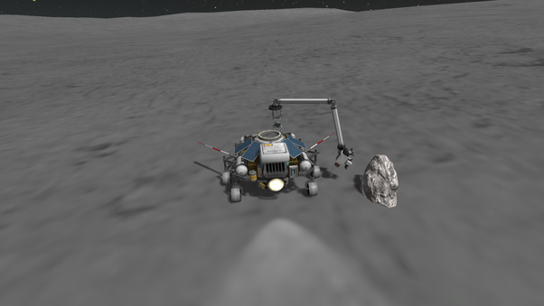 In Kerbal Space Program are the new surface features added in 1 7 2