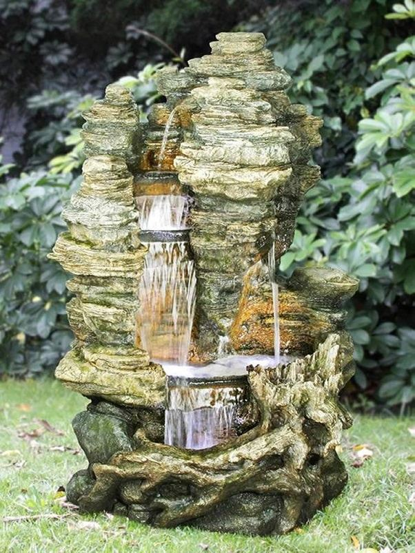 What Is The Significance Of A Normal Water Fountain Quora