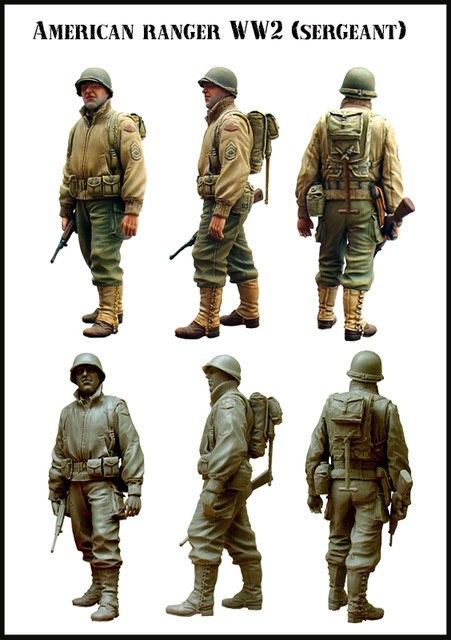 How did one become a US Army Ranger during WW2? - Quora