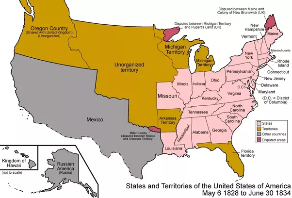 What US states once belonged to Mexico How did they become part of