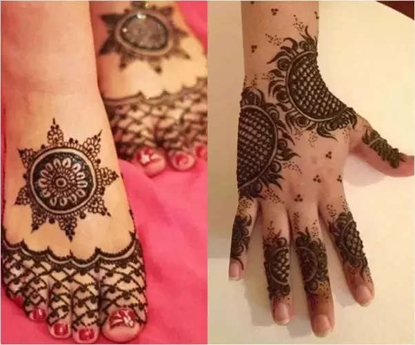Henna Or Mehndi : Is mehndi art liked in canada quora