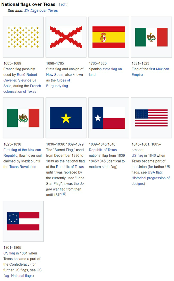 Why Are The Flags Of Texas And Chile Similar Quora