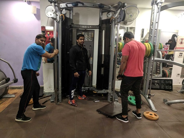 What are the best gyms in faridabad quora