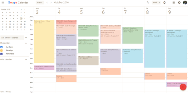 what is the best way to create a study timetable planner quora