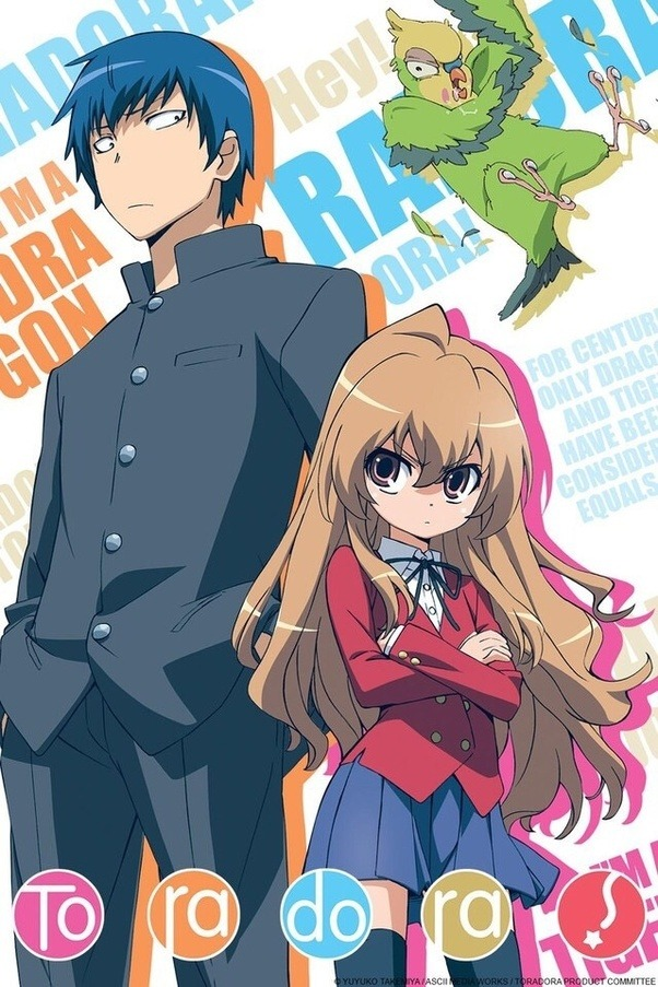 Overall Great Story And My Favorite Anime Of All Time If Watching Reluctant Partners Helplessly Fall In Love With Each Other Makes You Giddy Inside