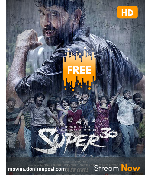 How to download Super 30 movie online for free - Quora