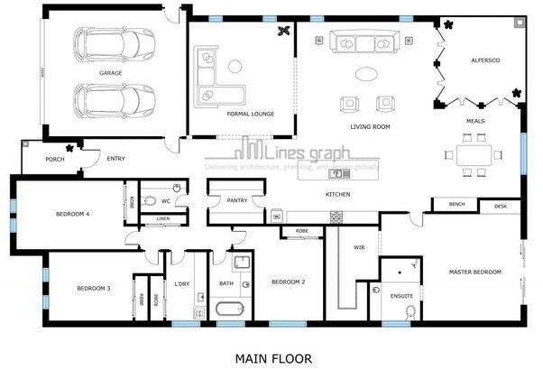 What is a floor plan? - Quora