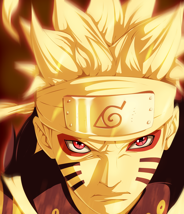 What Are All Naruto Forms?