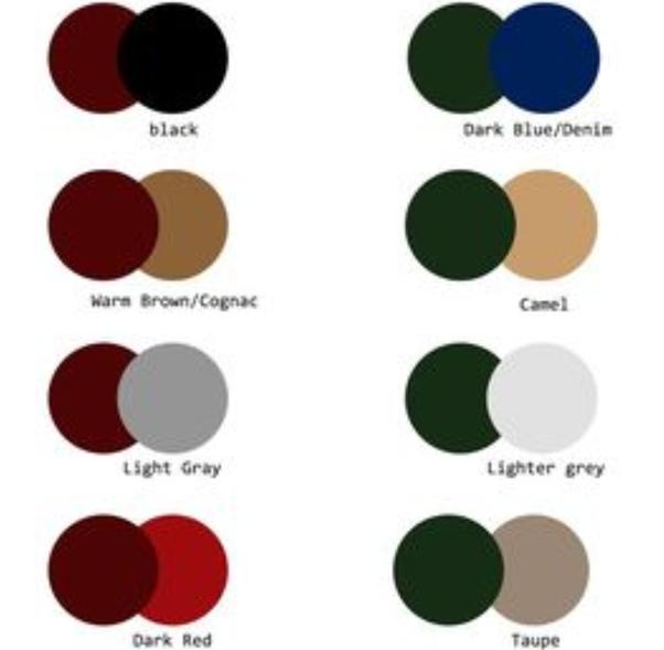 What Color Tie Compliments A Burgundy Dress?