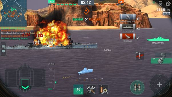 What is the worst ship in the World of Warships Blitz, and