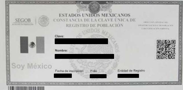 Dónde Puedo Tramitar La Curp En Veracruz Quora