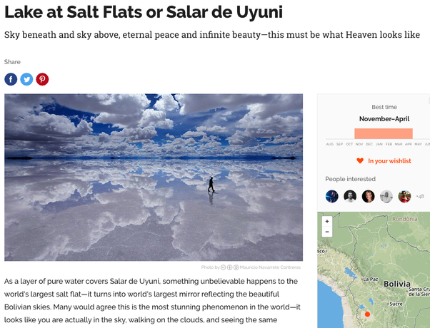 What Is The Best Time Of Year To Visit Salar De Uyuni Quora