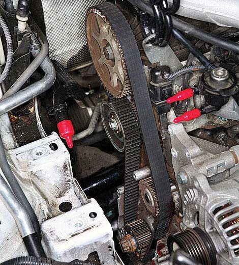 How Much To Replace Timing Belt >> Is A Timing Belt Part Of The Engine Quora