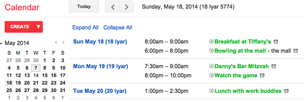 How To Add Jewish Holidays To My Google Calender Quora