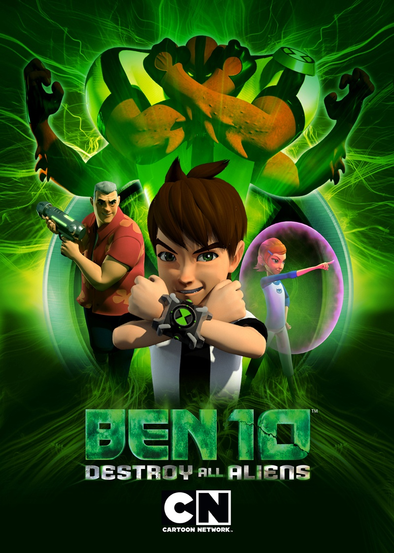 What do Marvel and DC fans think of Ben 10? - Quora