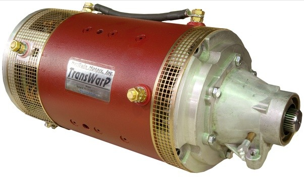 What kind of motors do electric cars have ac dc or for Universal ac dc motor