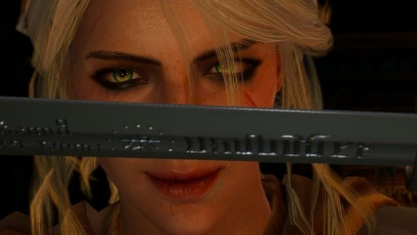 What is the best fate for Ciri, witcher or empress? - Quora