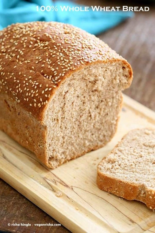 recipe: brown bread advantages and disadvantages [33]