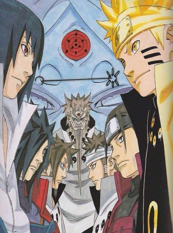 If Naruto took Sasuke's DNA, could he get the Rinnegan? - Quora