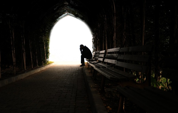 What Are The ways To Find Light In The Darkness Of Depression? - Quora