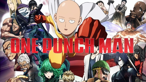 One Punch Man Tells The Story Of Saitama An Extremely Overpowered Superhero Who Has Grown Bored By Absence Challenge In His Fight Against Evil And