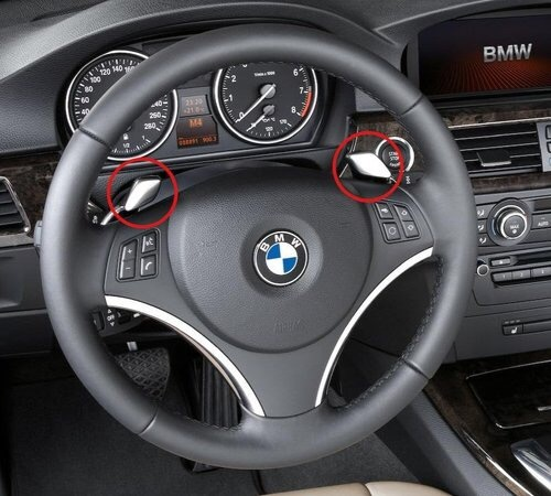 What is a paddle shift in automatic cars? - Quora