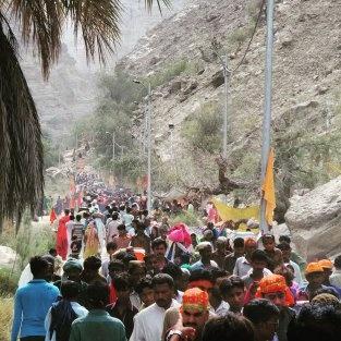 Where is the Hinglaj Mata Temple, and how do you go there? - Quora