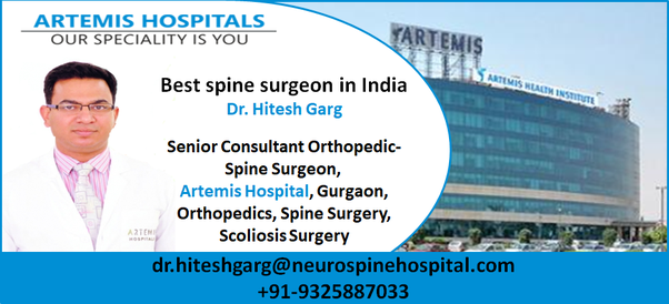Which is the best hospital for spinal surgery in India? - Quora