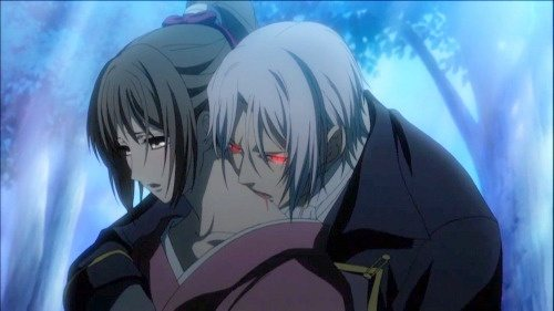 What Are Some Japanese Anime About Vampires