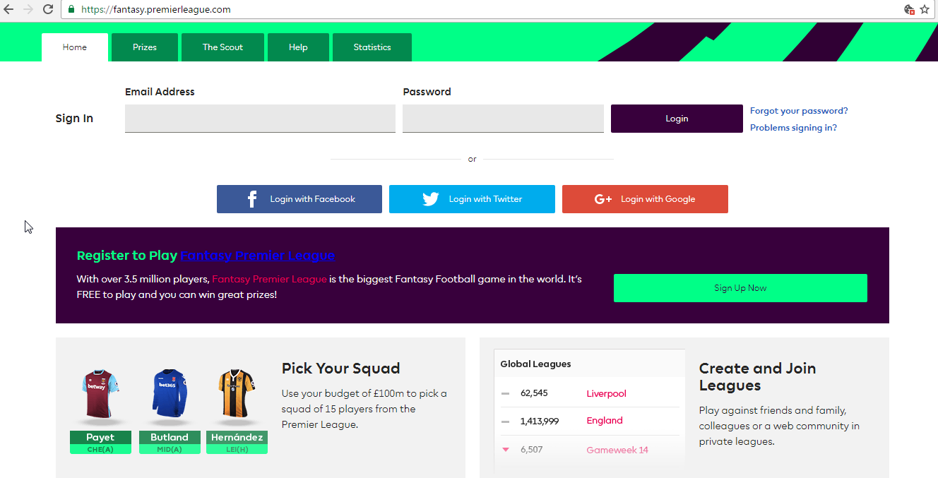 How to play Fantasy Premier League? How does it work - Quora
