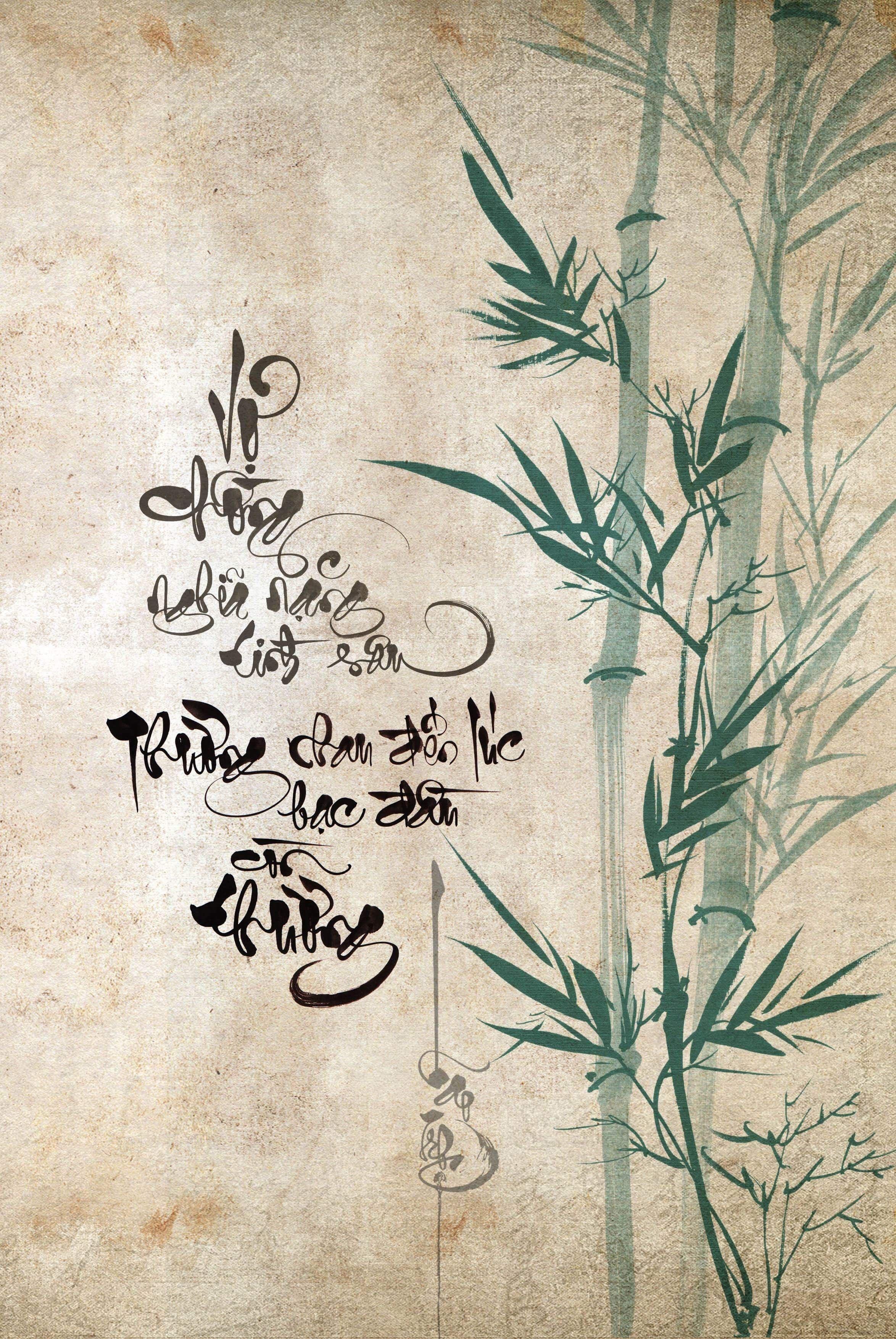 Do many Vietnamese people enjoy calligraphy? - Quora