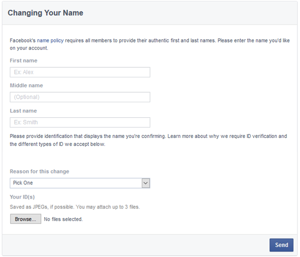 How To Change My Facebook Username More Than Once Quora
