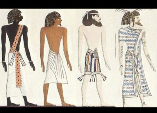 What do the lips of ancient Egyptian images tell us? - Quora