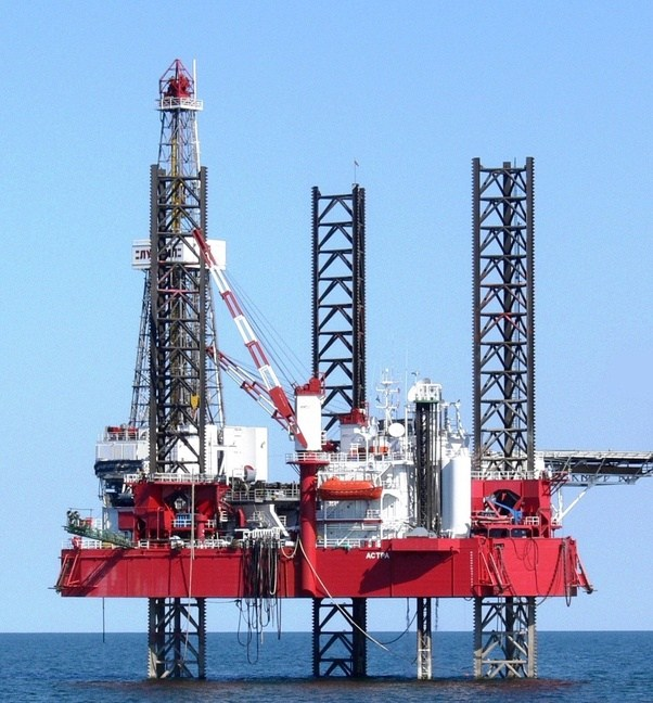 How Are The Oil Rigs Fixed To The Seabed Quora