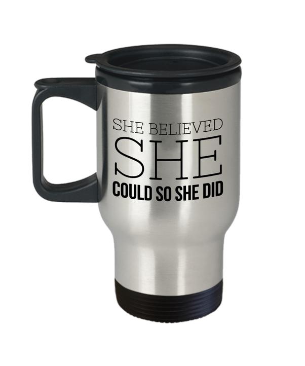 Inspiring Gifts For Friends Positive Coffee Mugs Women Men 15 Oz Mug Will Skill