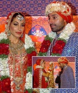 Hotelier Vikram Chatwal S Wedding To Model Priya Sachdev Took Place In 2006 The Week Long Festivities Across Three Indian