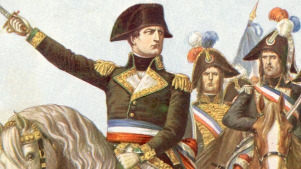 a biography of napoleon bonaparte the greatest military commander of all time Towards the end of the empire the weaknesses of napoleon as a military commander became greatest commander of all time napoleon bonaparte and.