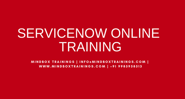 What is the best online service now training? - Quora