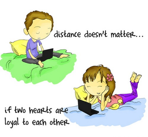 What Does A Long Distance Relationship Feel Like Quora
