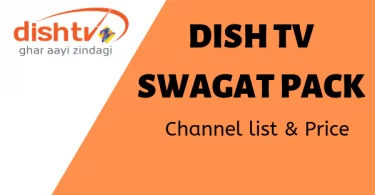 What is the cost of a DishTV Swagat Pack? - Quora