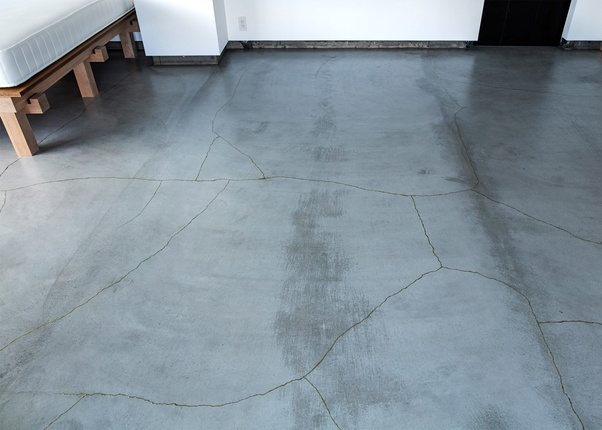 What Causes Polished Concrete Floors To Crack My Building