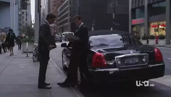 What car does Harvey Specter use? - Quora