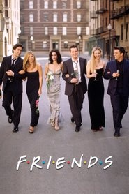 On which app can I watch the English series Friends with
