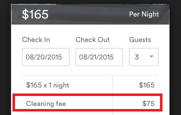 What are Airbnb service fees? - Quora