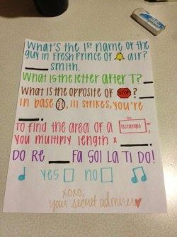 How you ask a girl out