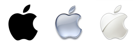 what is the origin of the rainbow apple logo quora