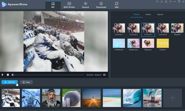 How to merge photos and audio into a video - Quora
