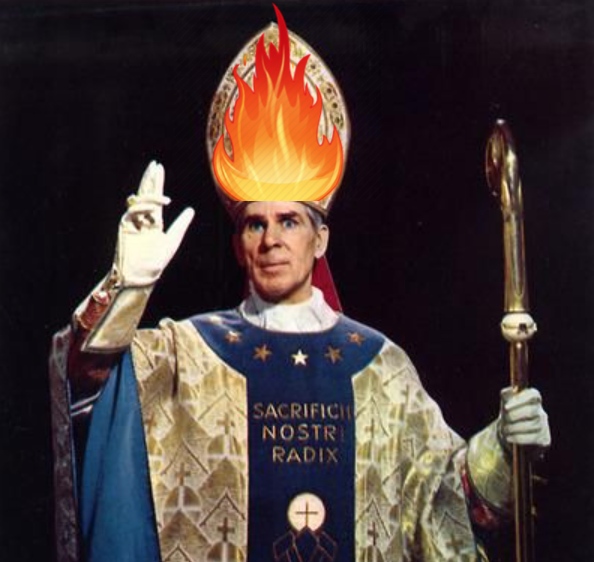 Why does the pope's hat have the Devil's numbers (666) on it? - Quora