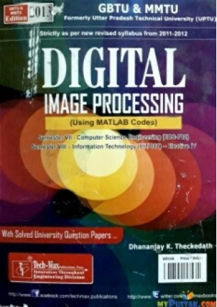 What is the best book for learning Matlab's image processing